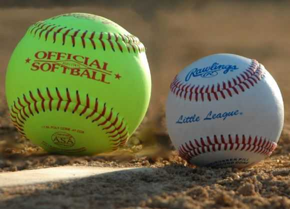 Baseball and Softball