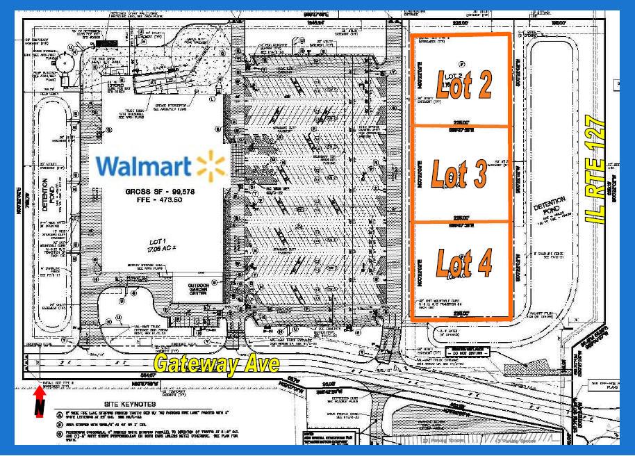 Wal-Mart Lots 4