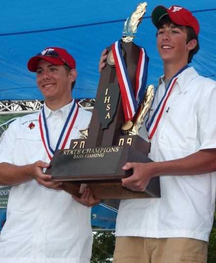 2009 IHSA Winner