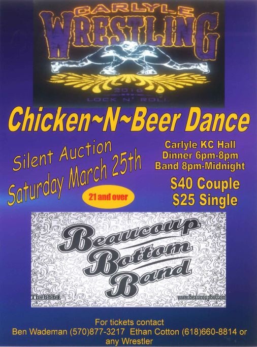 2017 Chicken N Beer Dance
