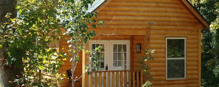hidden lake cabins featured