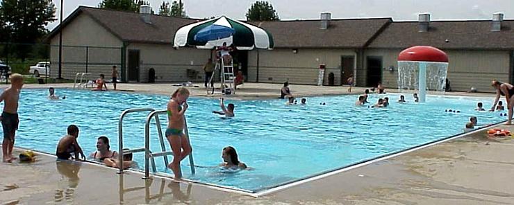 eldon pool