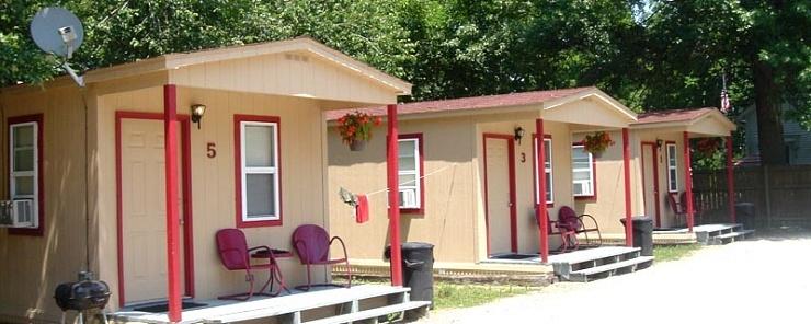 keyesport cabins