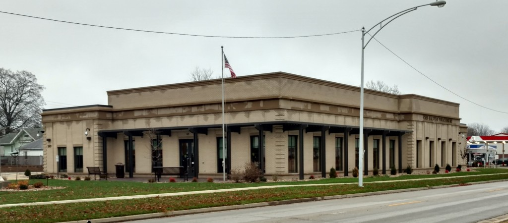 Case-Halstead Library - 550 6th Street