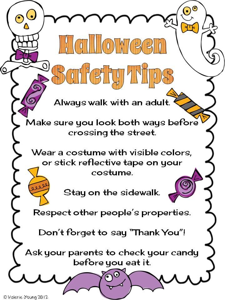 Safety Tips-Kidish