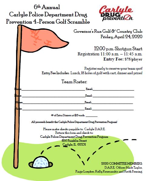 2020 Dare Golf Scramble2
