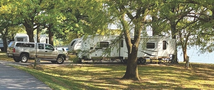 2020 Fall Camping