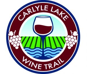 Carlyle Lake Wine Trail Logo