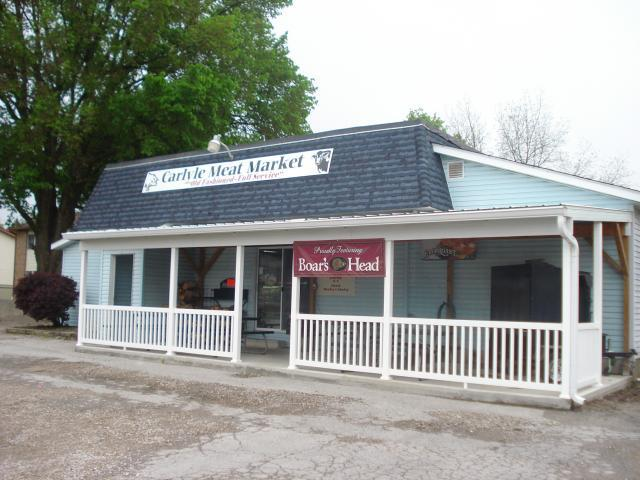 Carlyle Meat Market