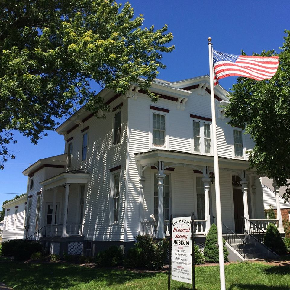 Clinton County Historical Society 1