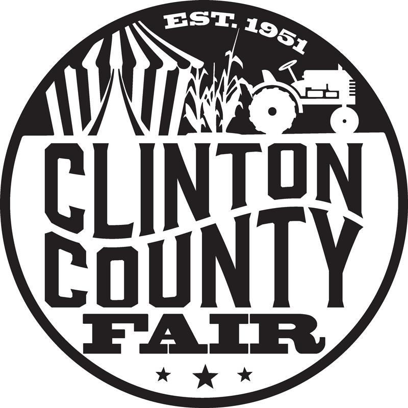 ClintonCountyFair Logo