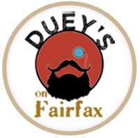 Dueys on Fairfax Logo