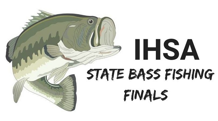 IHSA Fishing Finals LOGO