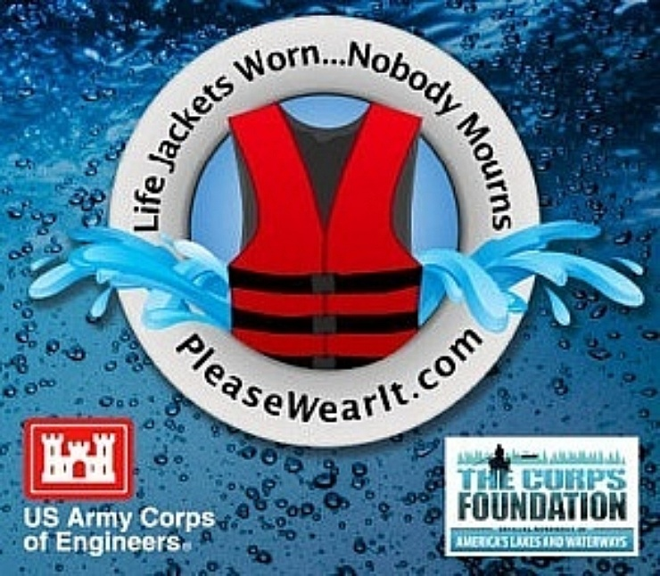 Life Jacket with water