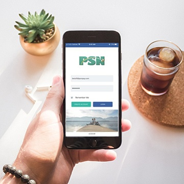 <strong>PSN Payments App</strong>