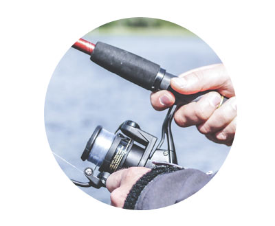 Fishing With Al Crocker